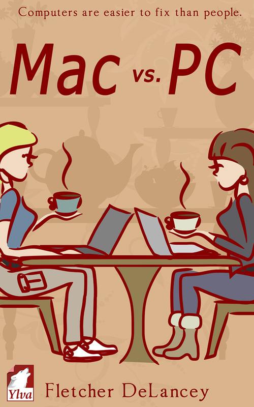 Mac vs. PC by Fletcher DeLancey