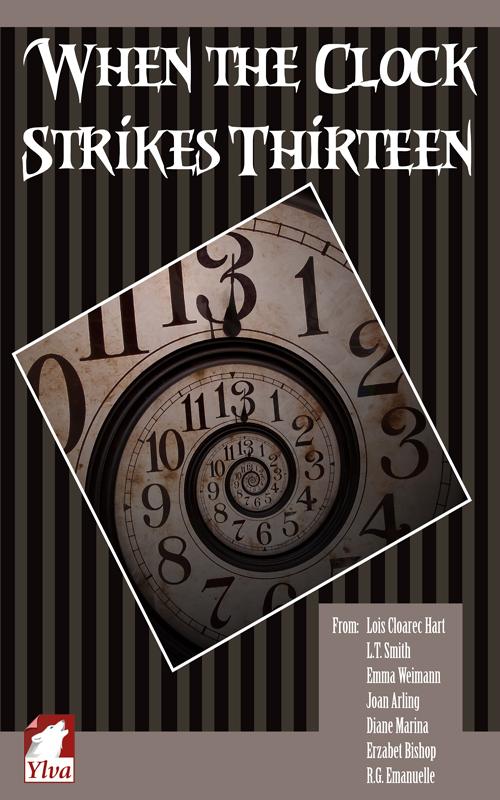 When the Clock Strikes Thirteen - Anthology Halloween 2013