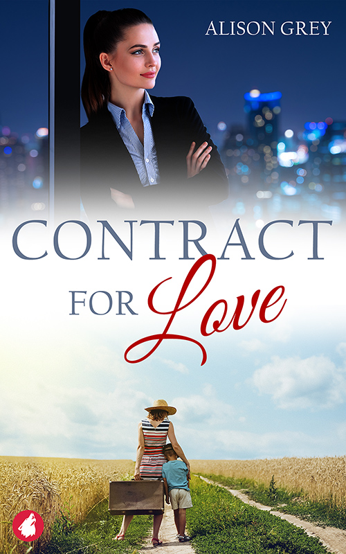 Conract for Love by Alison Grey