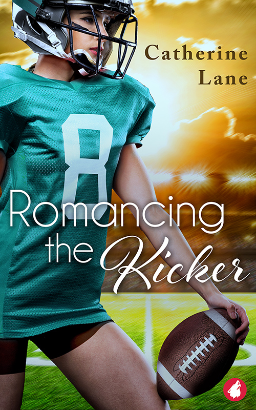 Romancing the Kicker by Catherine Lane