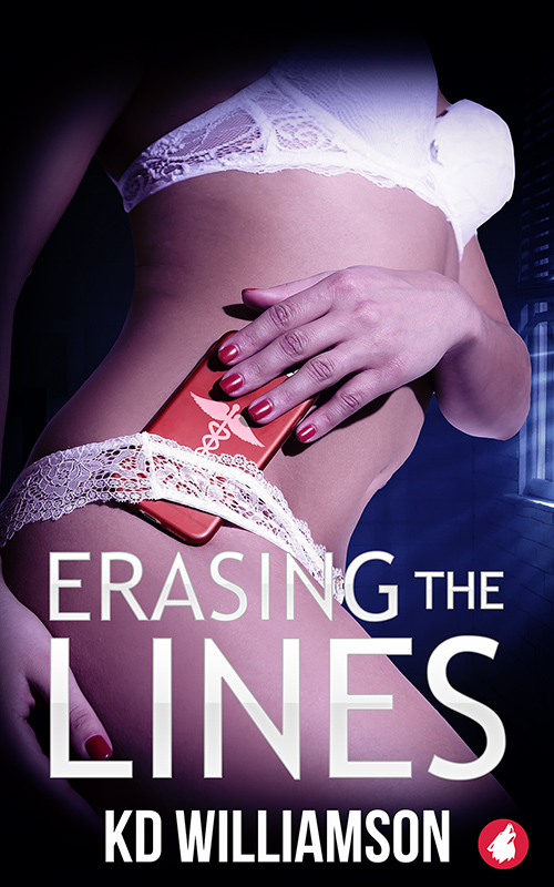 Erasing the Lines by KD Williamson